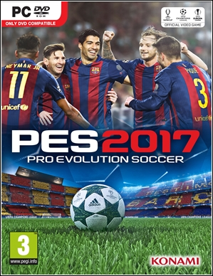 Download PES 2017 (PC) Completo