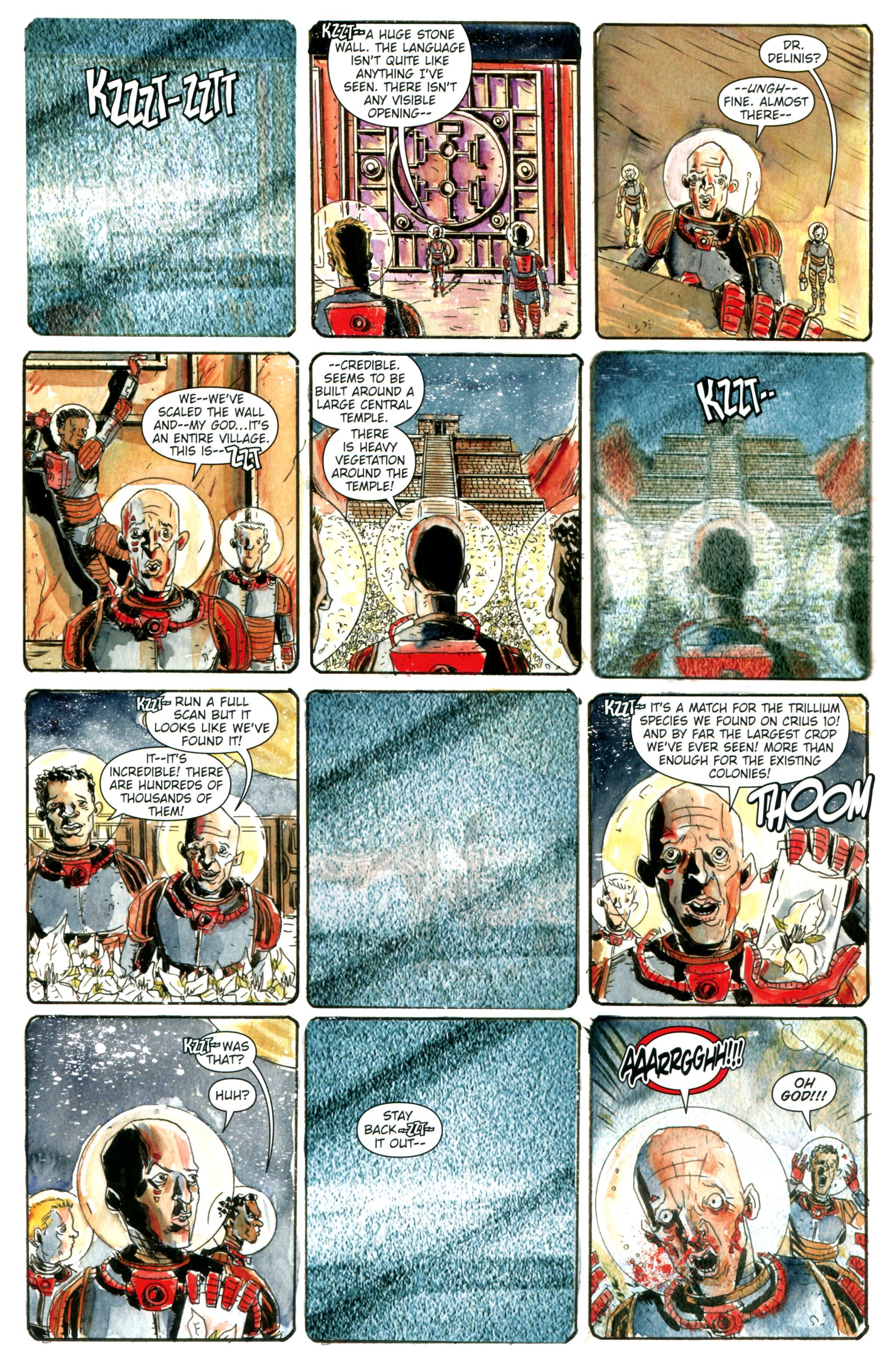 Read online Trillium comic -  Issue #1 - 17
