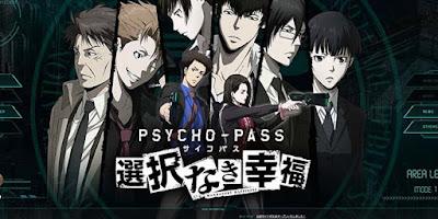 Psycho-Pass S1 BD Batch Sub Indo