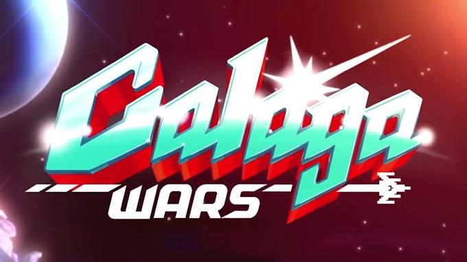 لعبة Galaga Wars للأندرويد و الiOS
