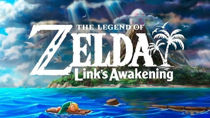 Nintendo lanzará un 'remake' del clásico Link's Awakening de Zelda