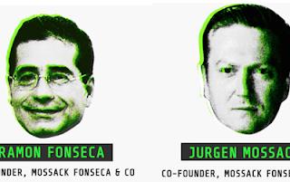 Ο Γιούργκεν Μοσάκ (δεξιά) και ο συνεταίρος του Ραμόν Φονσέκα, ένας ισχυρός πολιτικός ηγέτης και πετυχημένος συγγραφέας best-seller στον Παναμά, είναι οι επικεφαλής στην βιομηχανία των offshore, που είχε πολύ σημαντική επίδραση στον παγκόσμιο χρηματοπιστωτικό τομέα από την δεκαετία του '70. Αλλά μια νέα φουρνιά μυστικών πληροφοριών ρίχνει για πρώτη φορά φως σ' αυτή την σκοτεινή γωνιά της παγκόσμιας οικονομίας. Η μαζική διαρροή εκτιμάται ότι είναι εκατό φορές μεγαλύτερη από το Wikileaks