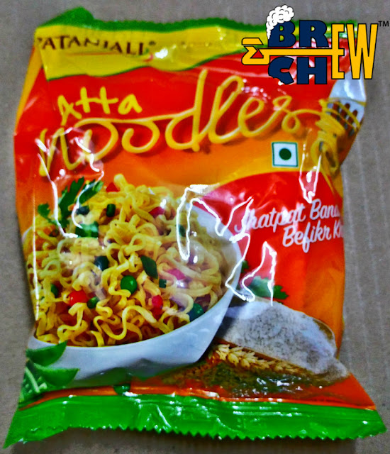 Patanjali Atta Noodles Review | Wrapper