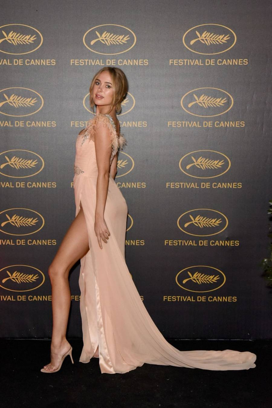 Kimberley Garner At Cannes Film Festival Closing Ceremony