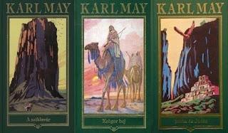Karl May Sátán és Júdás trilógia