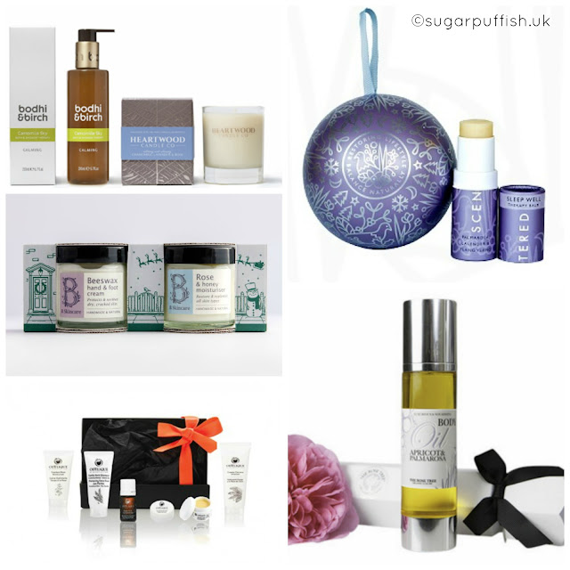 Natural and Organic Gifts for Christmas