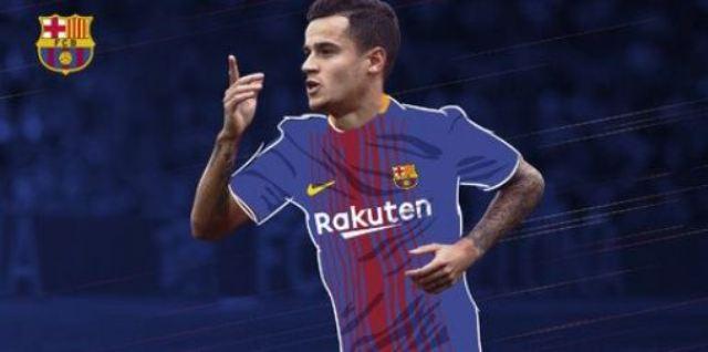 Barcelona Resmi Dapatkan Philippe Coutinho