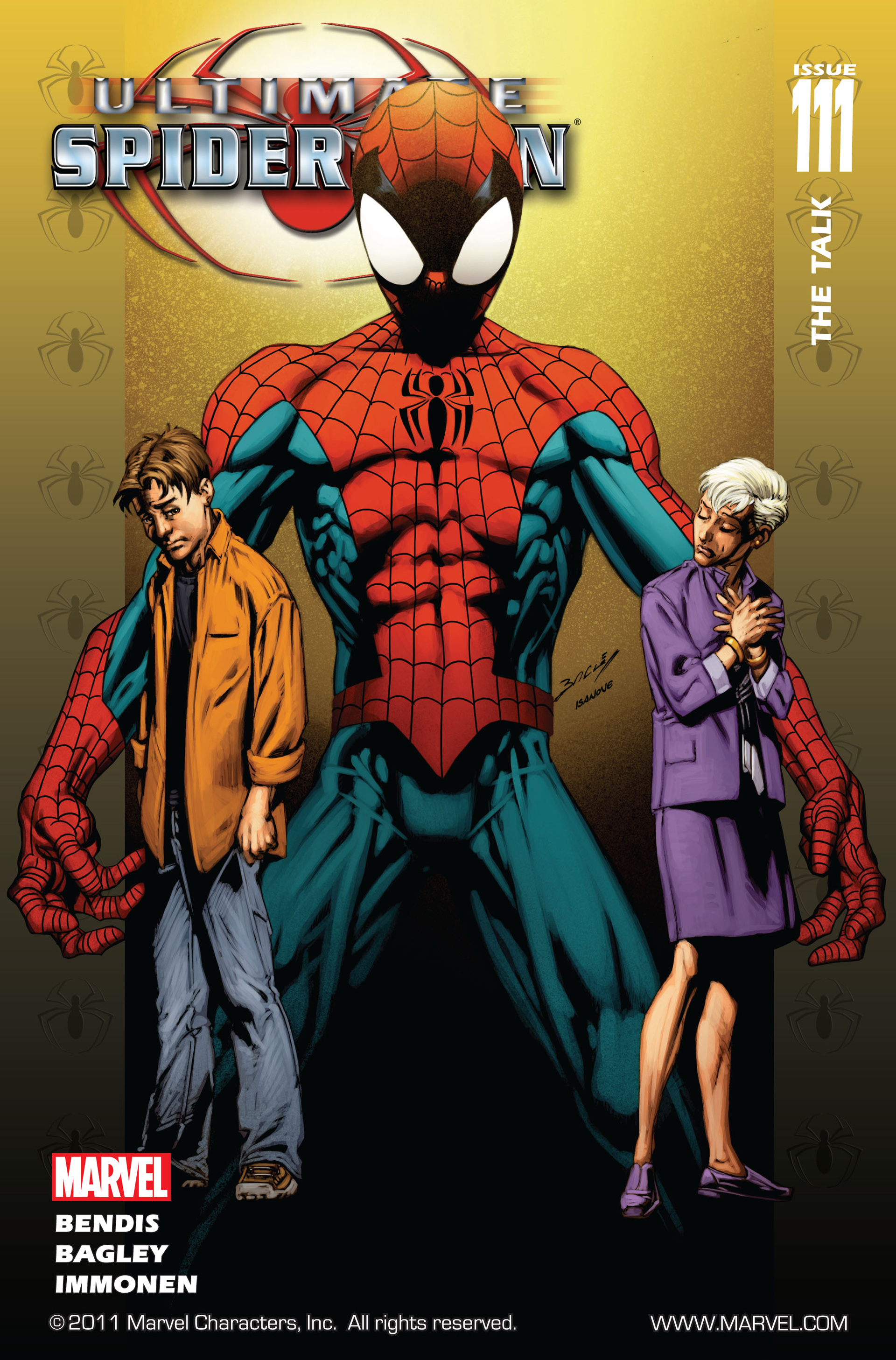 Read online Ultimate Spider-Man (2000) comic -  Issue #111 - 1