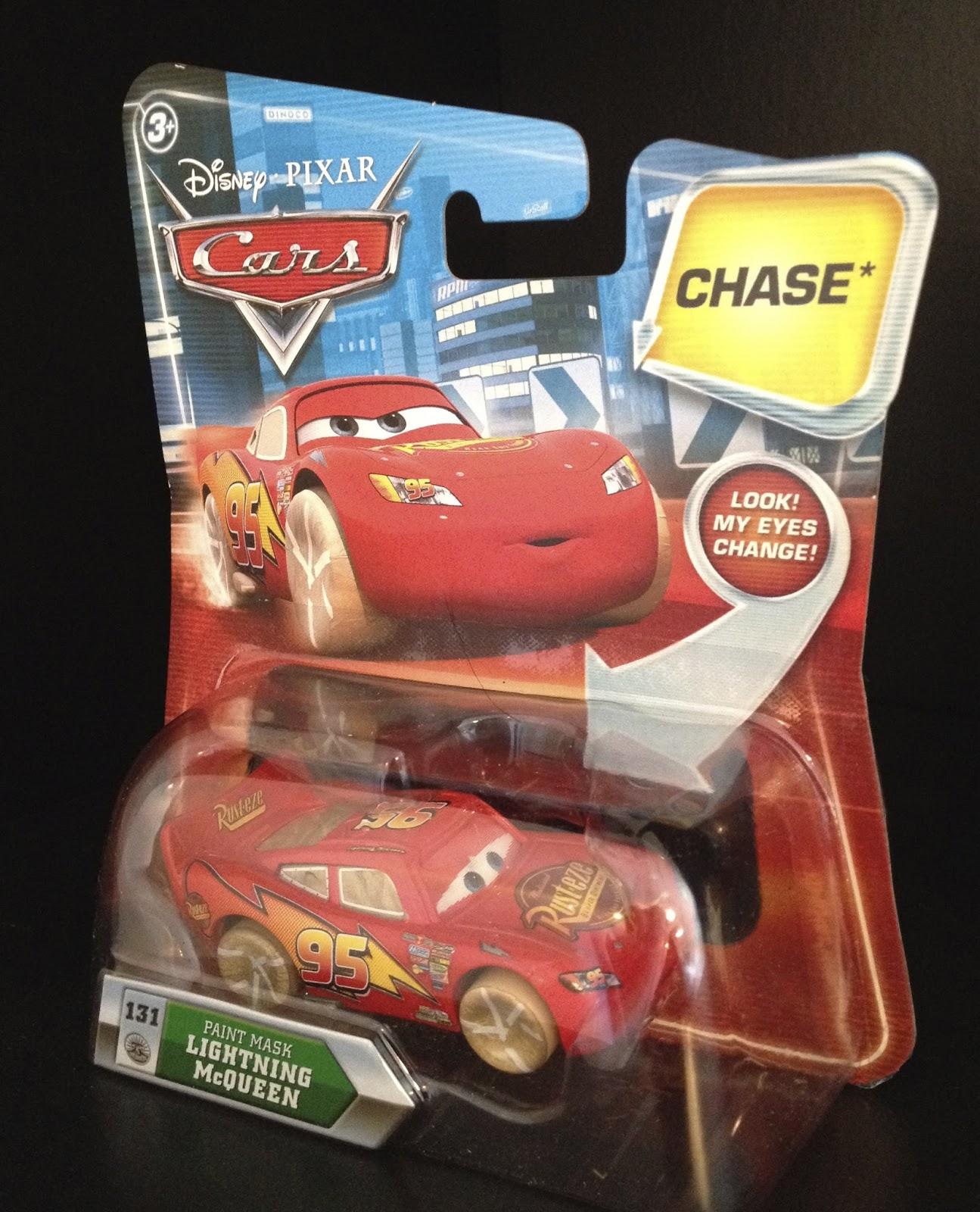 Dan The Pixar Fan: Cars: Paint Mask Lightning Mcqueen
