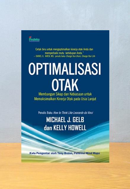 OPTIMASI OTAK, Michael J. Gelb