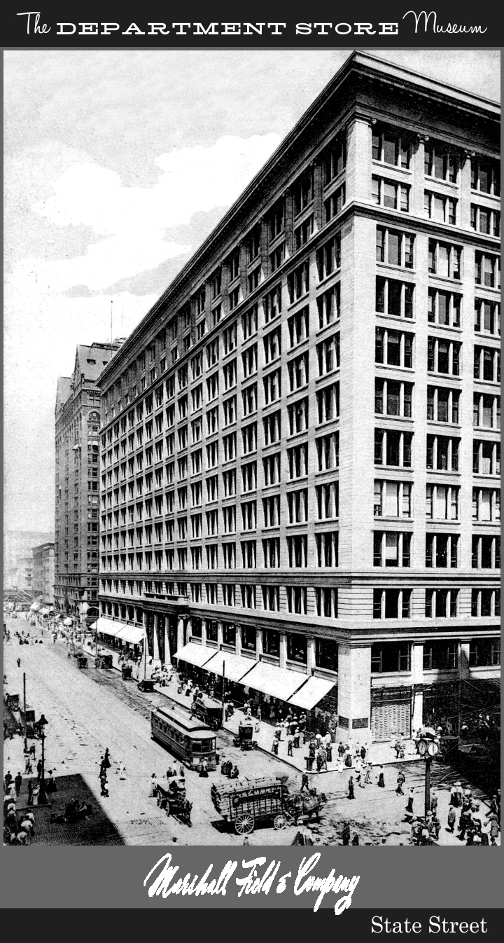 Was Not Only The Second Largest Department Store In The World, It Was A  Chicago Landmark And Tourist Attraction Par Excellence.