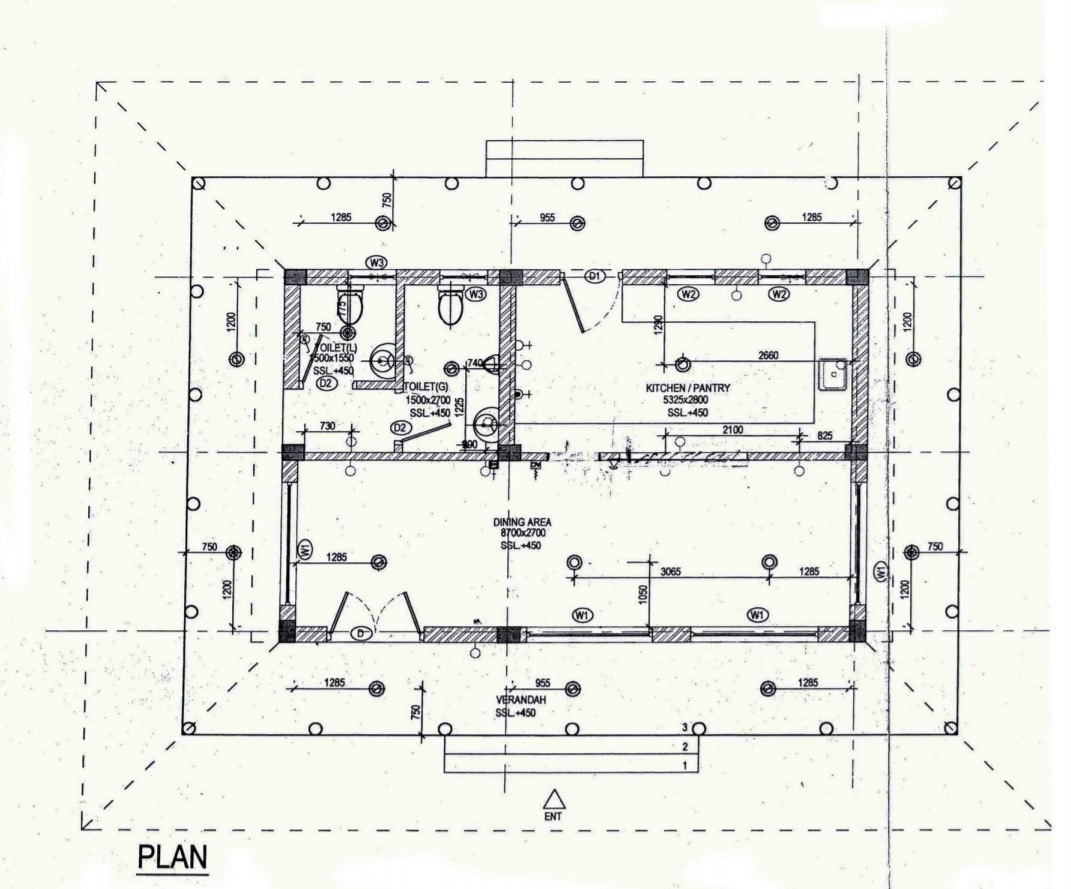 Urban Journal Sushi At Eco Park Soon Japanese Wiring Diagram Plan Of Restaurant In Forest