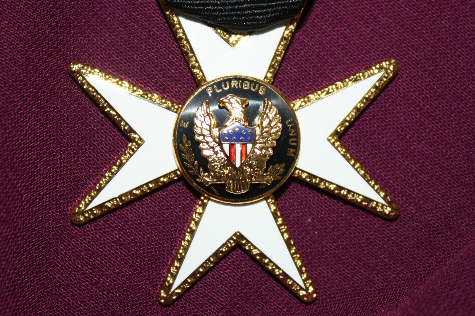 Freemasons For Dummies: New Malta Jewels for Raper Commandery No  1