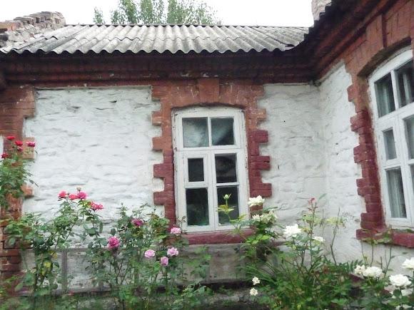 Донецьк. Вул. Тушинська. Житлові будинки
