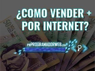 ¿como vender por internet?