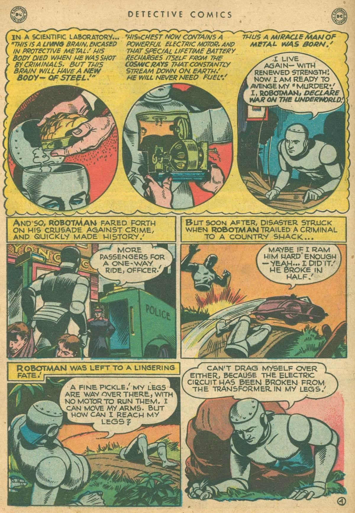 Detective Comics (1937) 138 Page 19