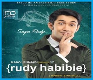 Film Rudy Habibie Habibi Ainun 2