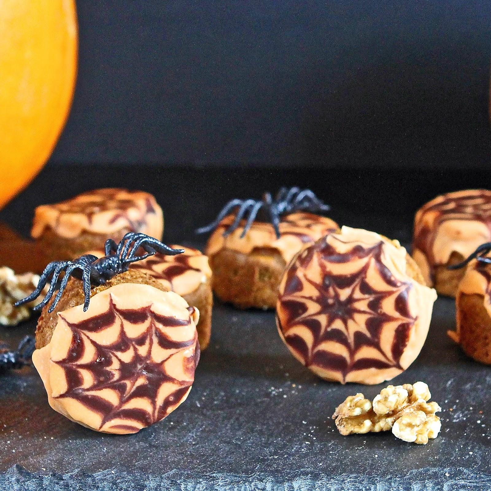 Pumpkin Walnut Cake Recipe