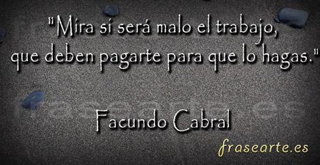 frases célebres de Facundo Cabral