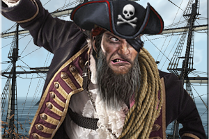 The Pirate: Caribbean Hunt v5.6 Apk Mod Unlimited Money
