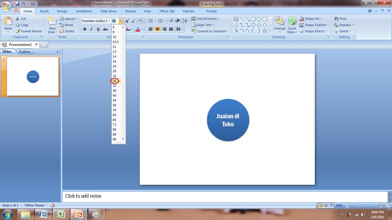 cara, tutorial, membuat, slide, presentasi, menarik, gambar, animasi, belajar, microsoft, powerpoint