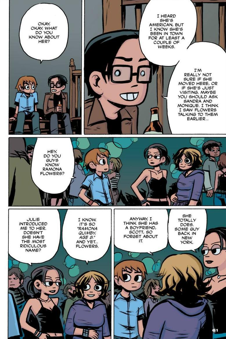 Read online Scott Pilgrim comic -  Issue #1 - 54
