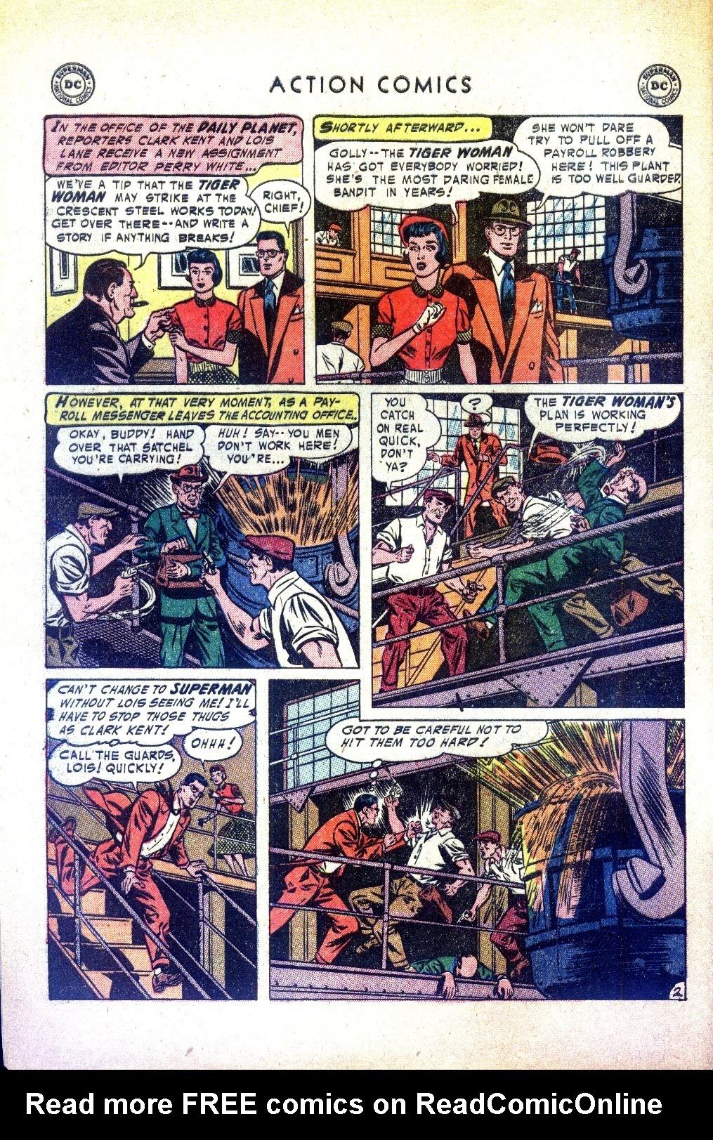 Action Comics (1938) 195 Page 3