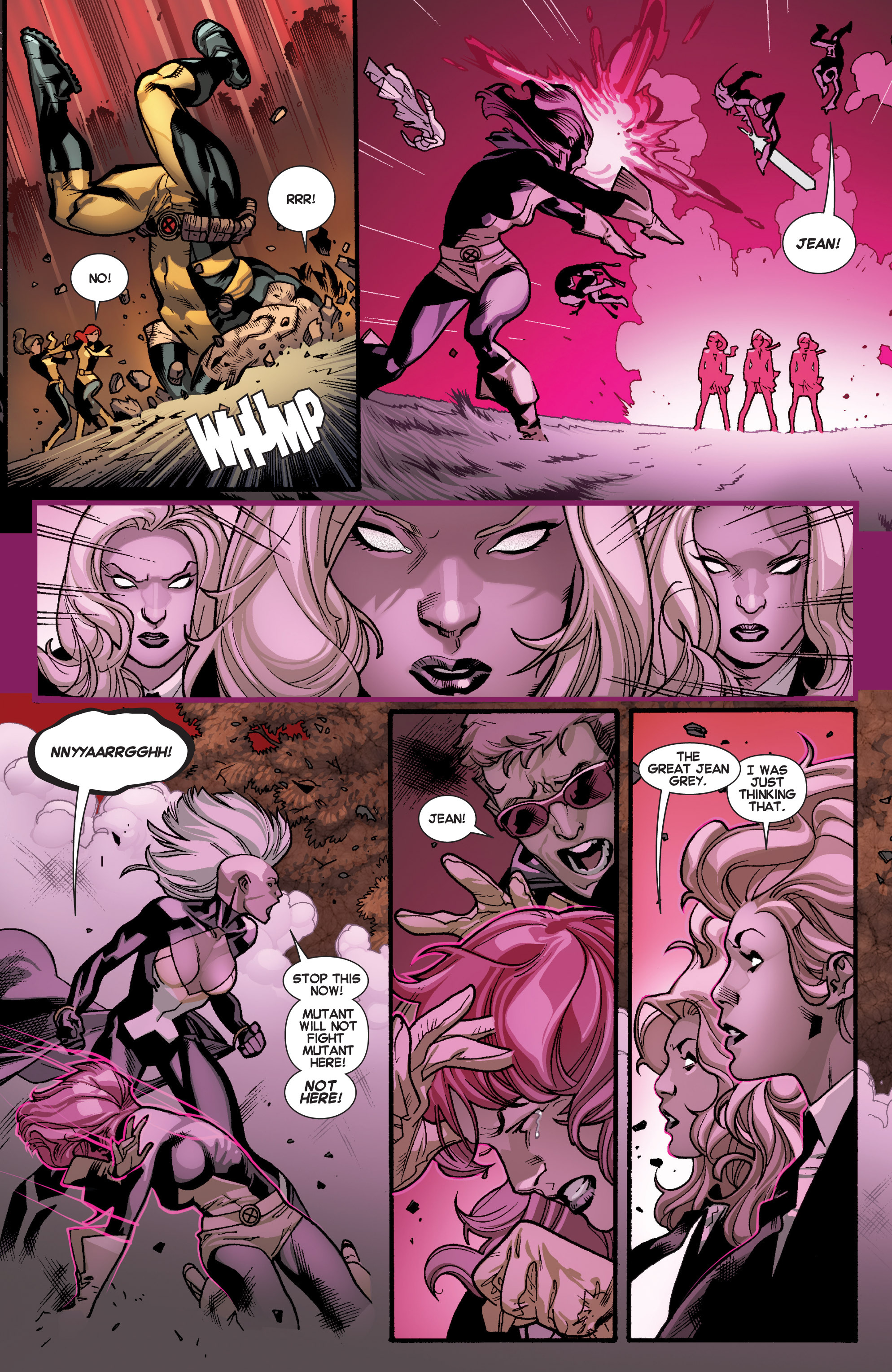 Read online All-New X-Men (2013) comic -  Issue # _Special - Out Of Their Depth - 11