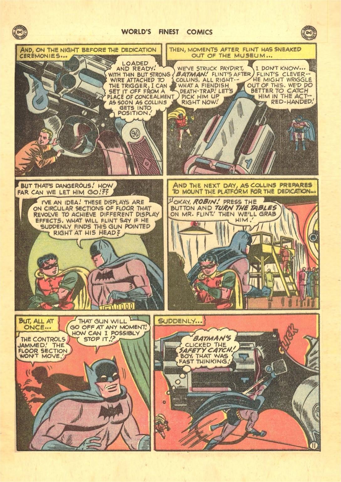 Read online World's Finest Comics comic -  Issue #50 - 73