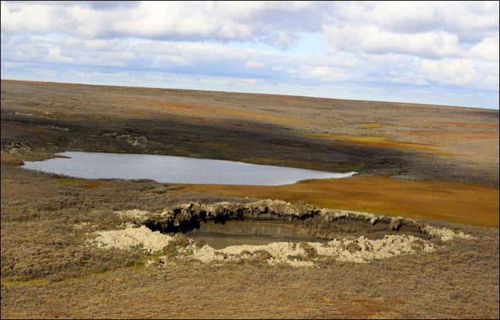 Effetto cassandra: pericolo di esplosioni di metano nella penisola
