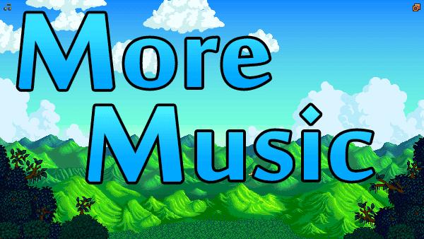 More Music Mod