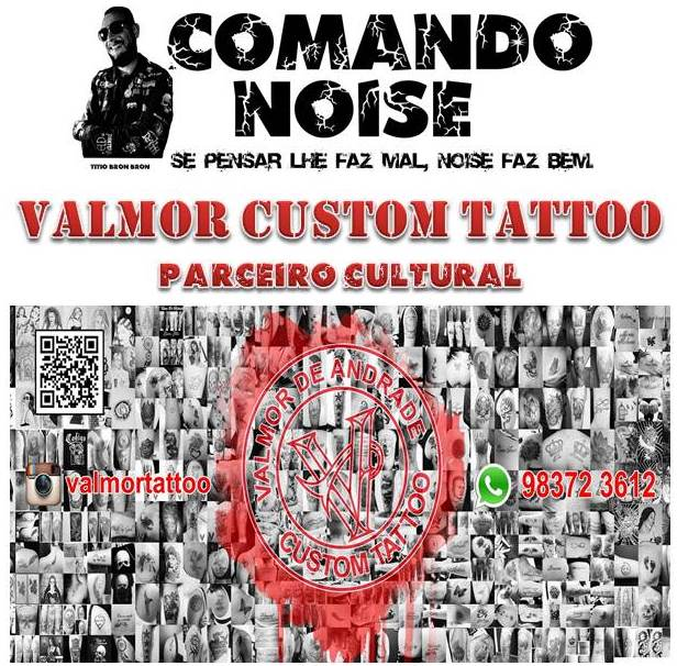 VALMOR CUSTOM TATTOO