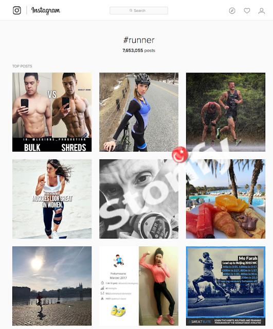 Instagram hashtag bulma