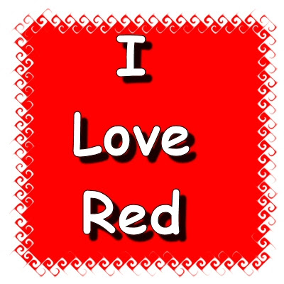 I love red