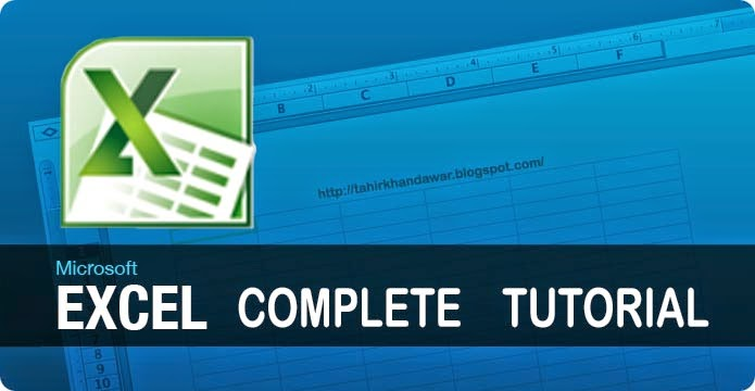 Excel 2007 tutorial a comprehensive guide to excel for anyone.