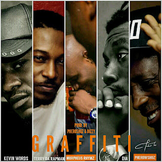 "@MurpheusRhymz To Features TR, Kevinword$, DIA & Pherowshuz On ""Graffiti"" Official Soundtrack"