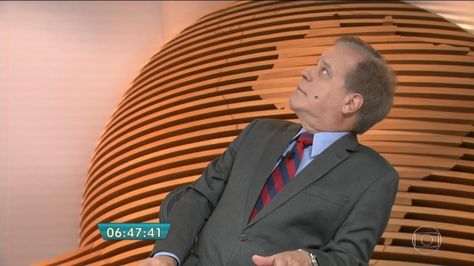 O jornalista Chico Pinheiro ab916ab680653