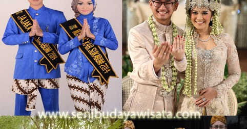 25 Baju Adat Sunda Rakyat Jelata Trend Model