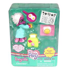 My Little Pony Cheerilee Cook with Cheerilee Singles Ponyville Figure