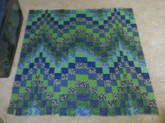 How to make a Bargello Quilt out of a Jelly Roll 20ct