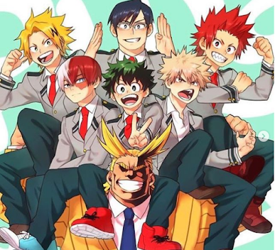 My Hero Academia' Hits New Box-Office Milestone