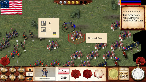 Hold the Line The American Revolution Full Game