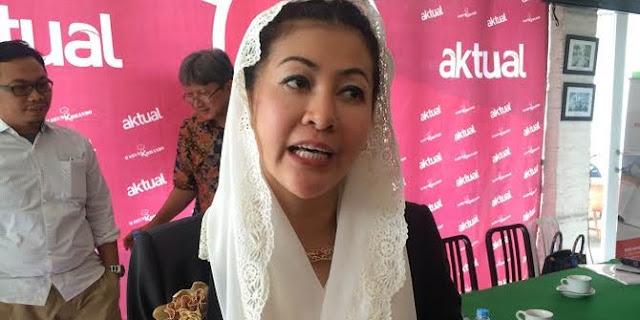 "Hasnaeni ""Wanita Emas"" Ngaku Sudah Kembalikan Duit, Arief: Bohong!"