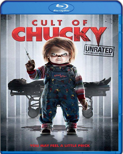 Cult of Chucky [2017] [BD25] [Latino] [Unrated]