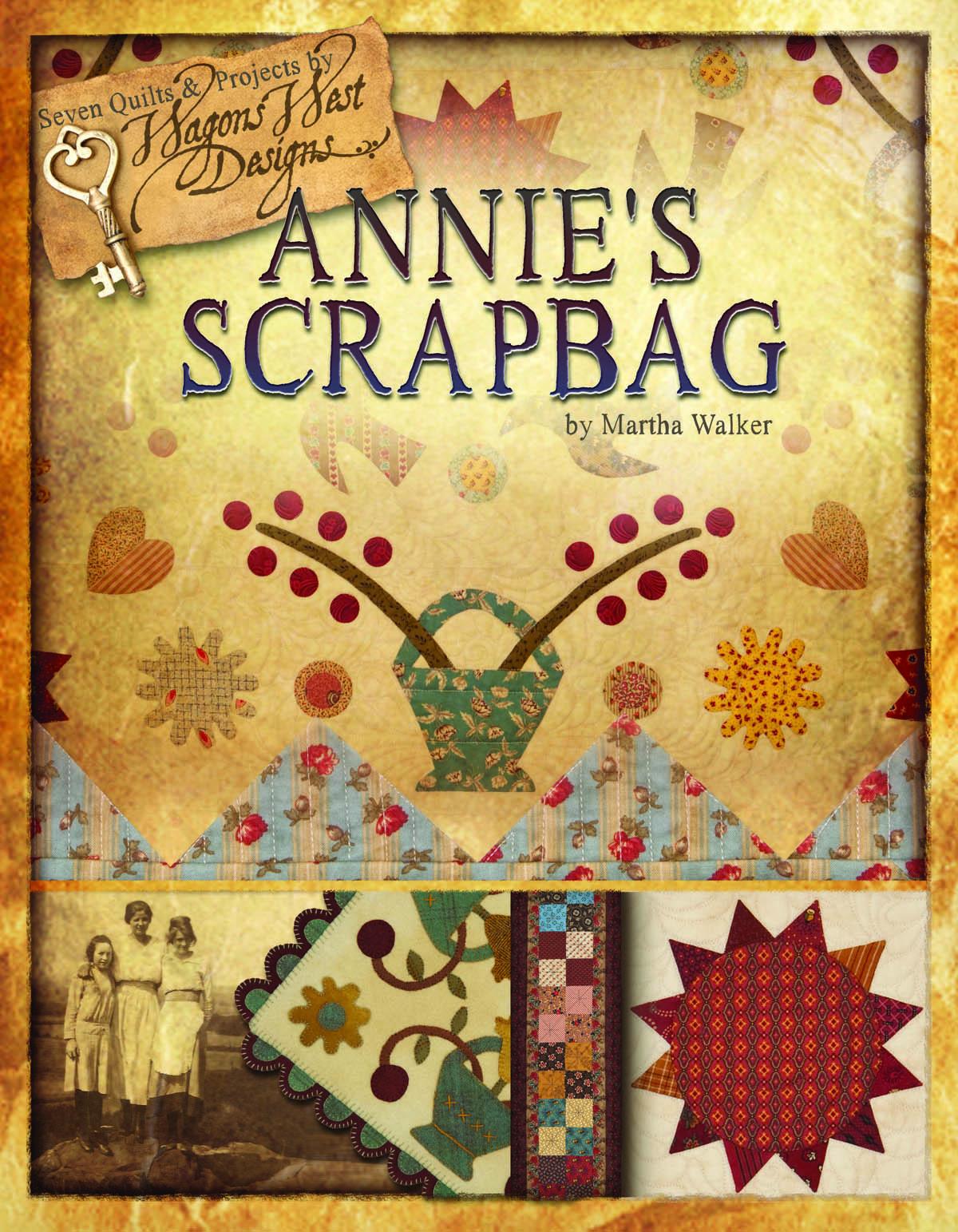Annie S Culinary Creations Part 2: Wagons West Designs: Annie's Scrapbag