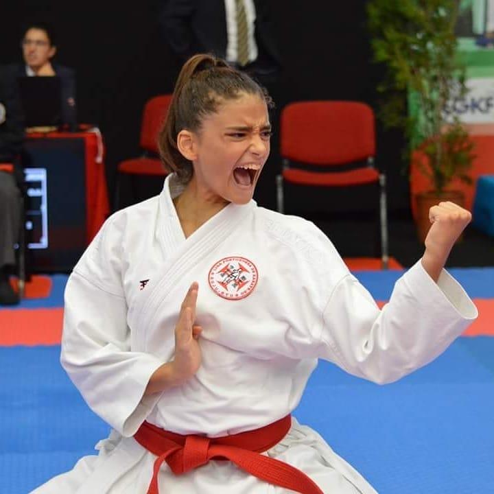 Susana Becken conquista o 3° Lugar
