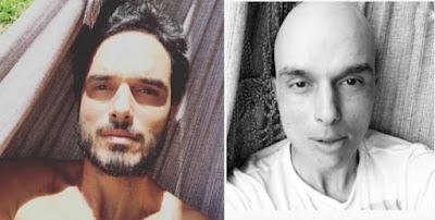"""Vídeo: Ator Léo Rosa emociona web ao dizer que está curado do câncer: """"Celebrar a vida"""""""