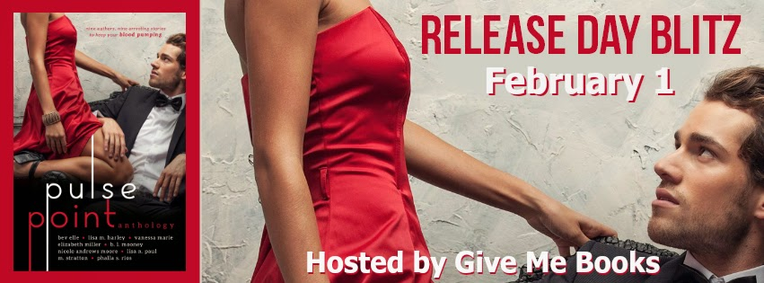 Release Day Blitz for the Pulse Point Anthology with Giveaway!!!