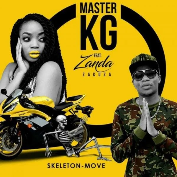 Master KG – Skeleton Move ft. Zanda Zakuza  - Mp3 Download
