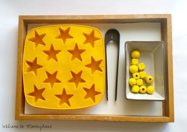 Montessori inspired preschool space unit  by Welcome to Mommyhood #montessoriprintables, #preschoolactivities, #montessoriactivities, #letteroftheweek